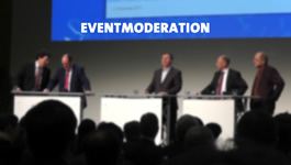 Event Moderationskurs